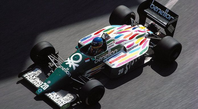 The Most Powerful F1 Car Ever - GTspirit