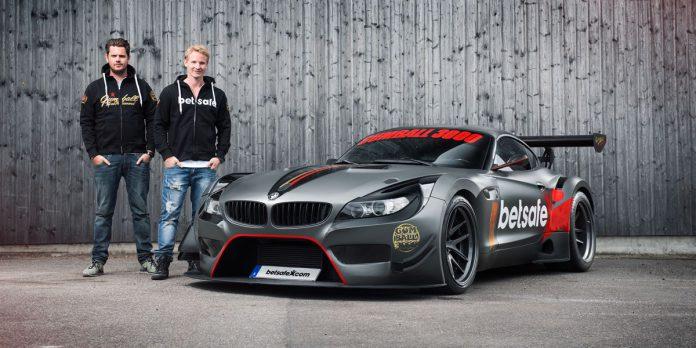 Betsafe BMW Z4 GT3