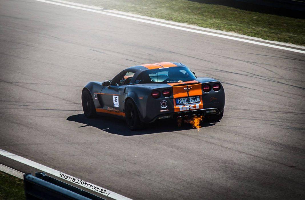 Camaro and Corvette Meeting Italy 2014