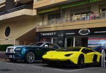 Mansory Rolls-Royce Wraith & Lamborghini Aventador 50th Anniversario