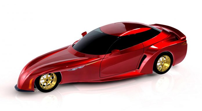 DeltaWing Previews Arrowhead Inspired Road Car