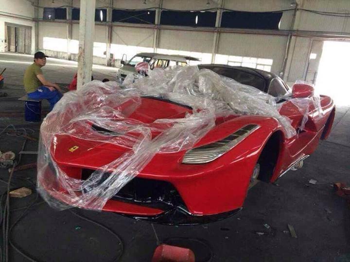 Ferrari LaFerrari Replica From China