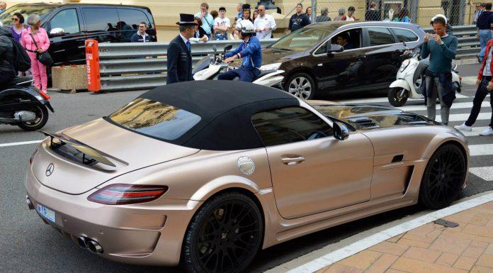 Bronze Hamann Hawk Roadster in Monaco