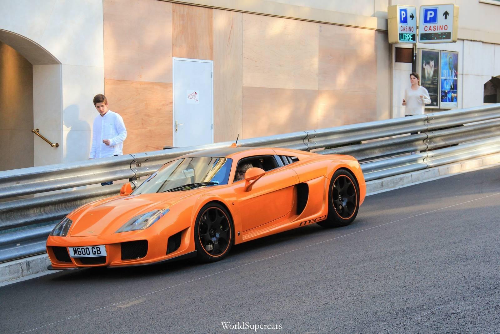 Video: Noble M600 Accelerations Through Monaco Streets