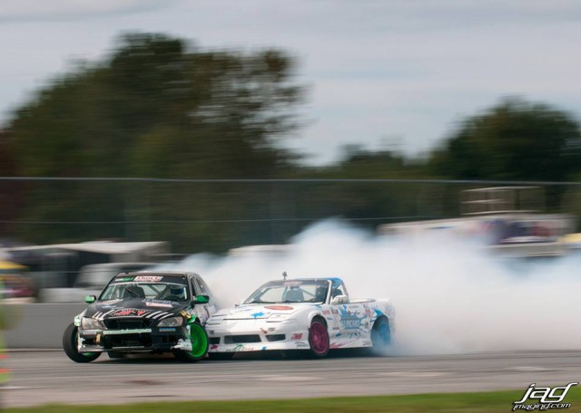 Latest Sneak Peak of 'We Ride the Streets- Sidways' Looking at the Montreal Drifting Scene