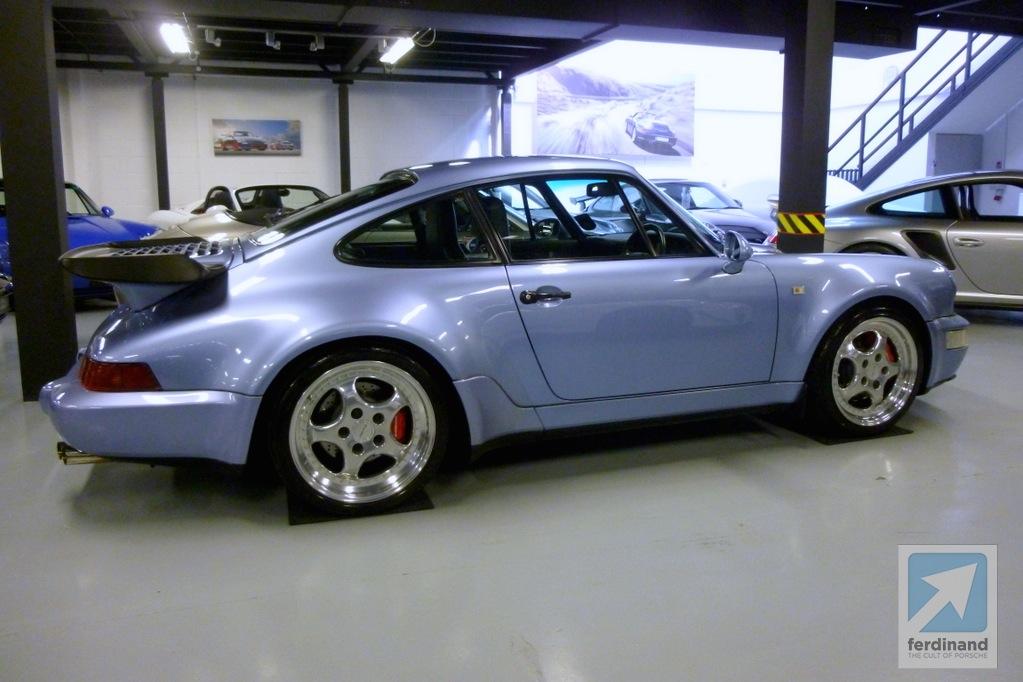 For Sale Ex Sultan Of Brunei Porsche 964 Turbo 3 6 S