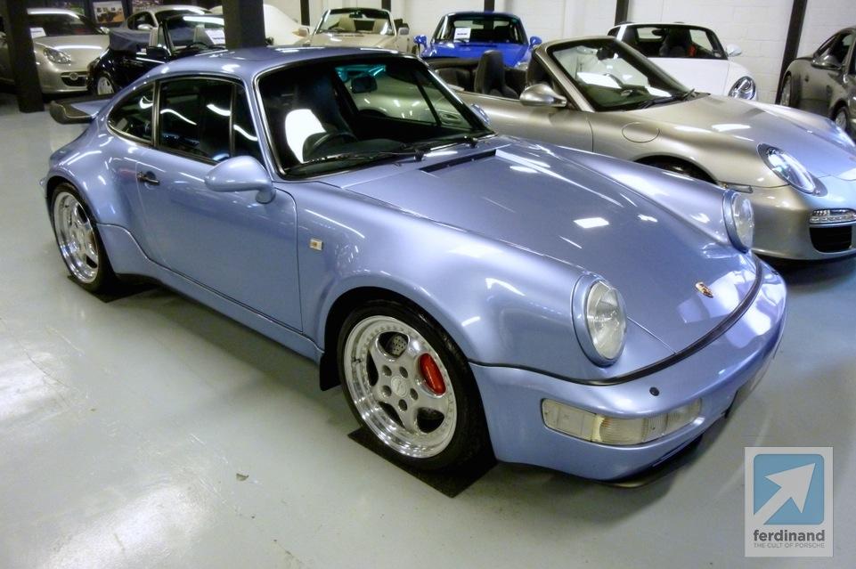 For Sale Ex Sultan Of Brunei Porsche 964 Turbo 36 S Gtspirit
