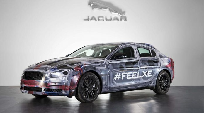 Jaguar Drops New XE Teaser