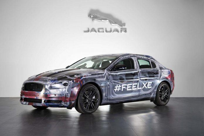 Jaguar Details New Four-Cylinder Petrol and Diesel Engines