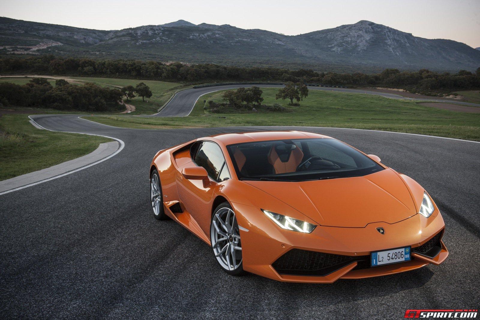 2015 Lamborghini Huracan Review