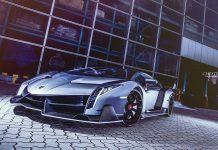 Lamborghini Veneno Arrives in Hong Kong