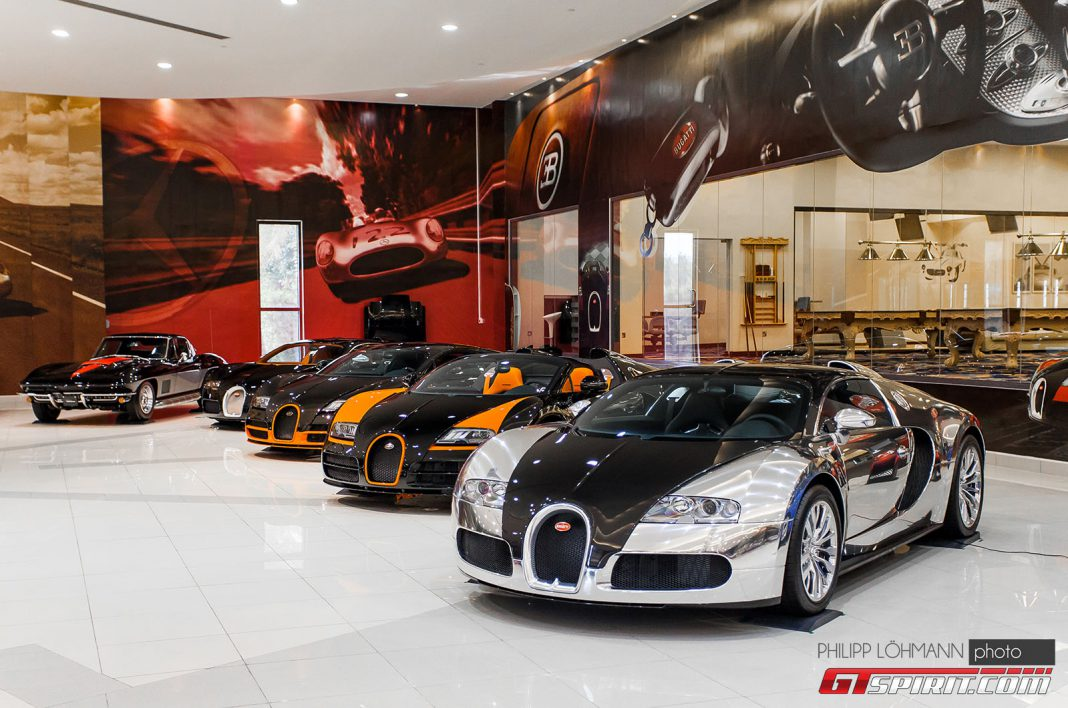Exclusive: SBH Royal Auto Gallery