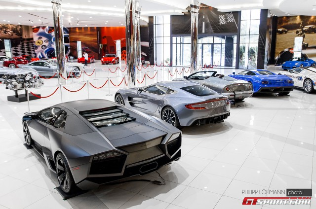 Auto gallery hong kong