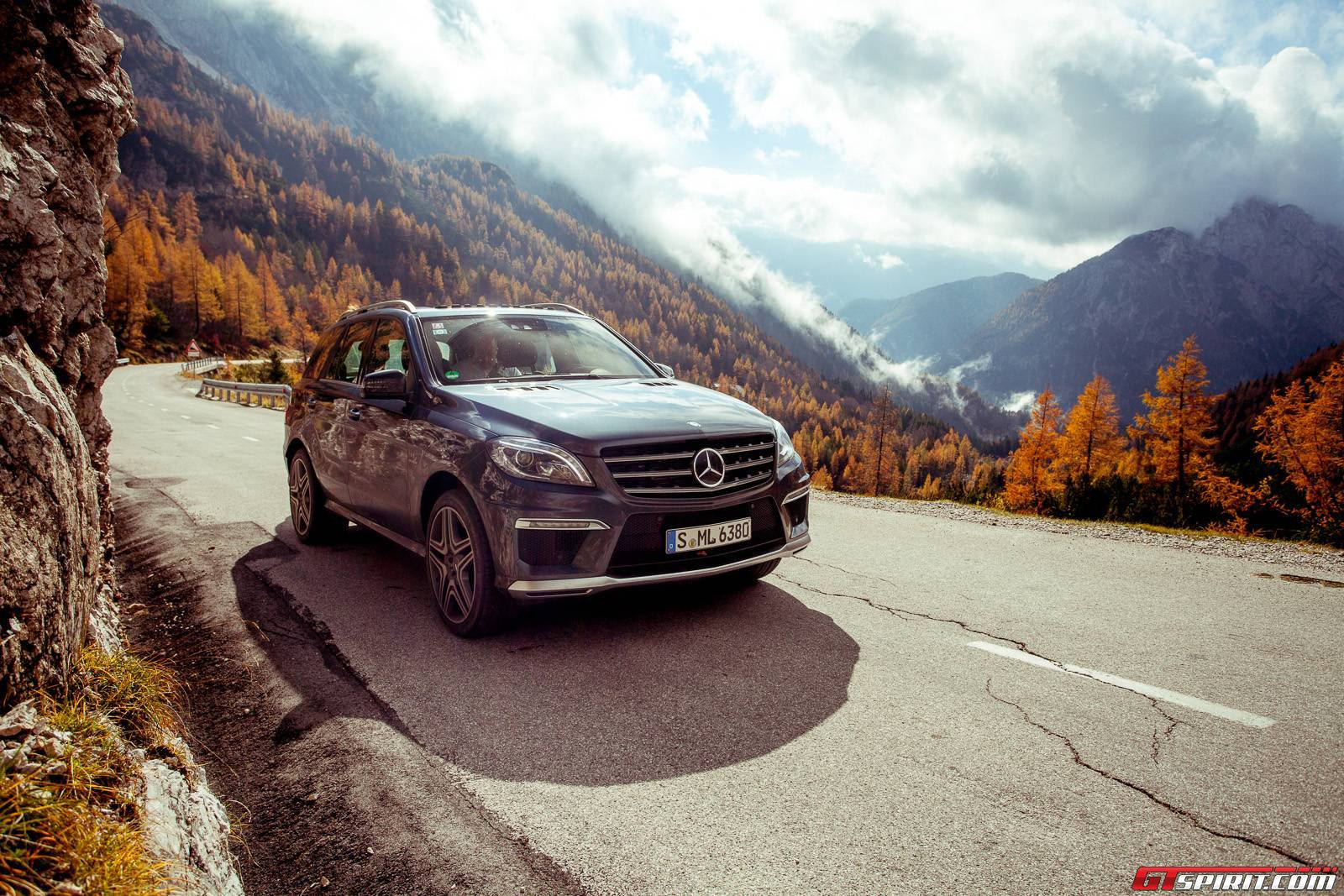 A Road Trip to Slovenia With a Mercedes-Benz ML63 AMG