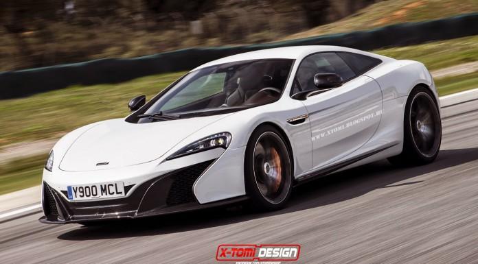 Imagining the McLaren P13 Sports Car