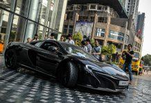 McLaren 650S MSO Concept at McLaren Guangzhou