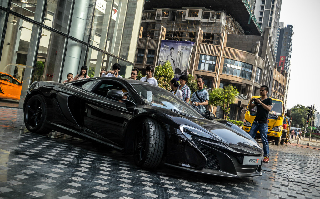 Mclaren 650s Mso Concept Arrives At Mclaren Guangzhou Gtspirit