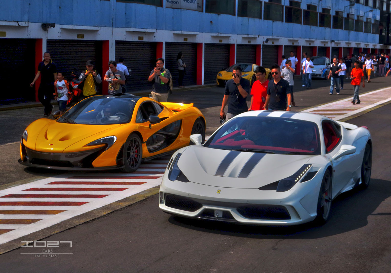 Gallery Mclaren Indonesia Track Day Gtspirit