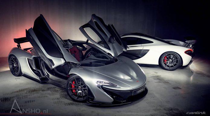 McLaren P1 Duo from The Netherlands