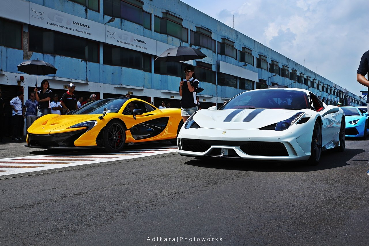 First Mclaren In Indonesia Gtspirit