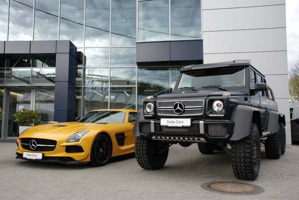 6x6 mercedes for sale autos post for Mercedes benz g63 6x6 for sale
