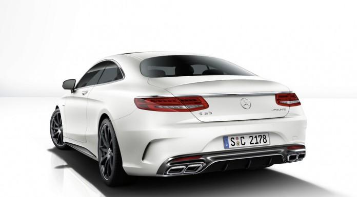 AMG Performance Studio Reveals Mercedes-Benz S 63 AMG Coupe Upgrades