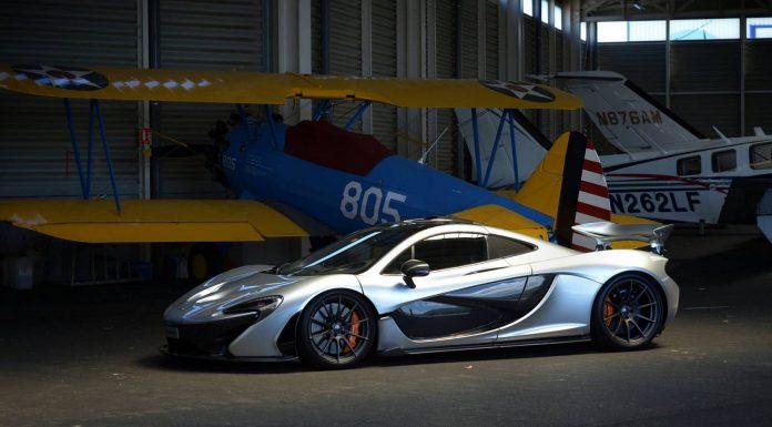 Mercury Silver McLaren P1