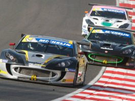 Michelin Ginetta GT4 SuperCup Brands Hatch