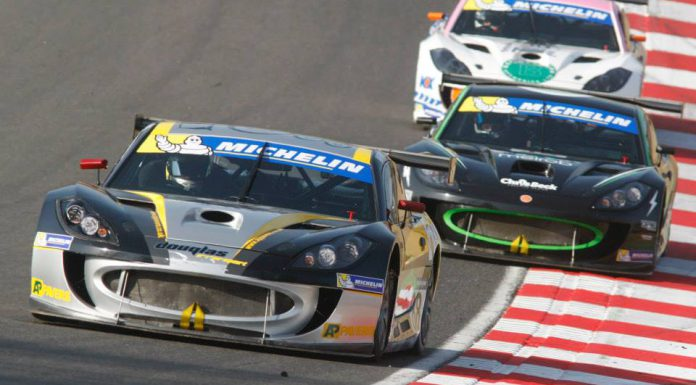 Michelin Ginetta GT4 SuperCup Brands Hatch