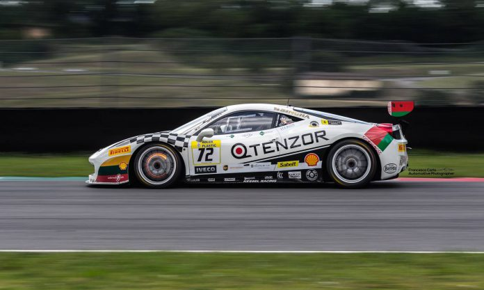 Ferrari Challenge and EuroV8Series