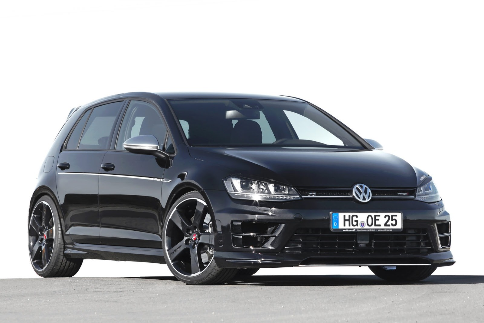 Official 400hp Volkswagen Golf R By Oettinger