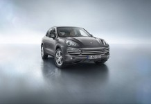 Porsche Cayenne Coupe Reportedly in the Works