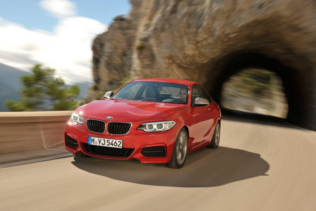 Official: BMW M235i xDrive Coupe