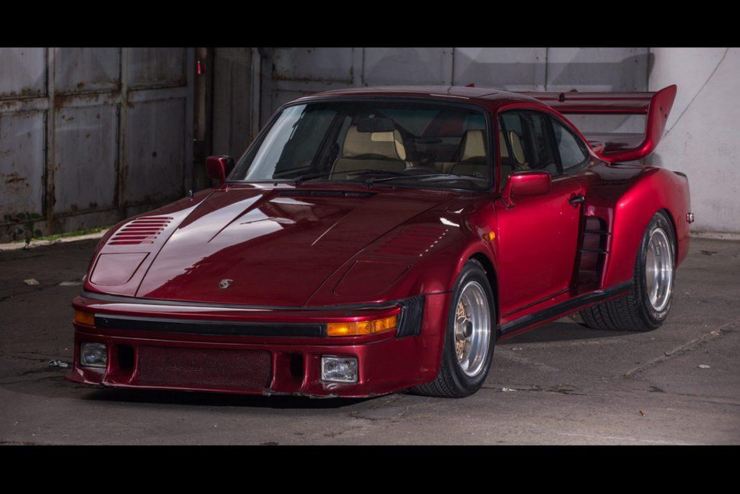 One-off Porsche 935 Street Heading to Auction