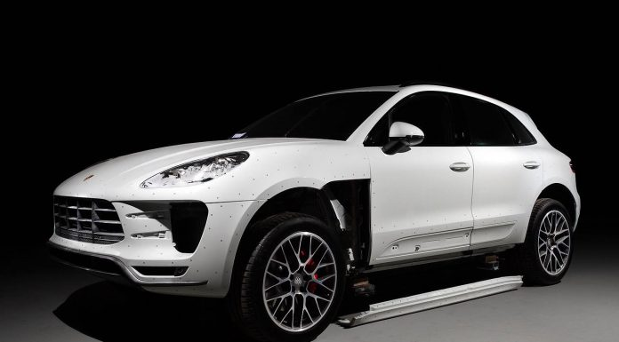 TopCar Begins Work on Porsche Macan Bodykit