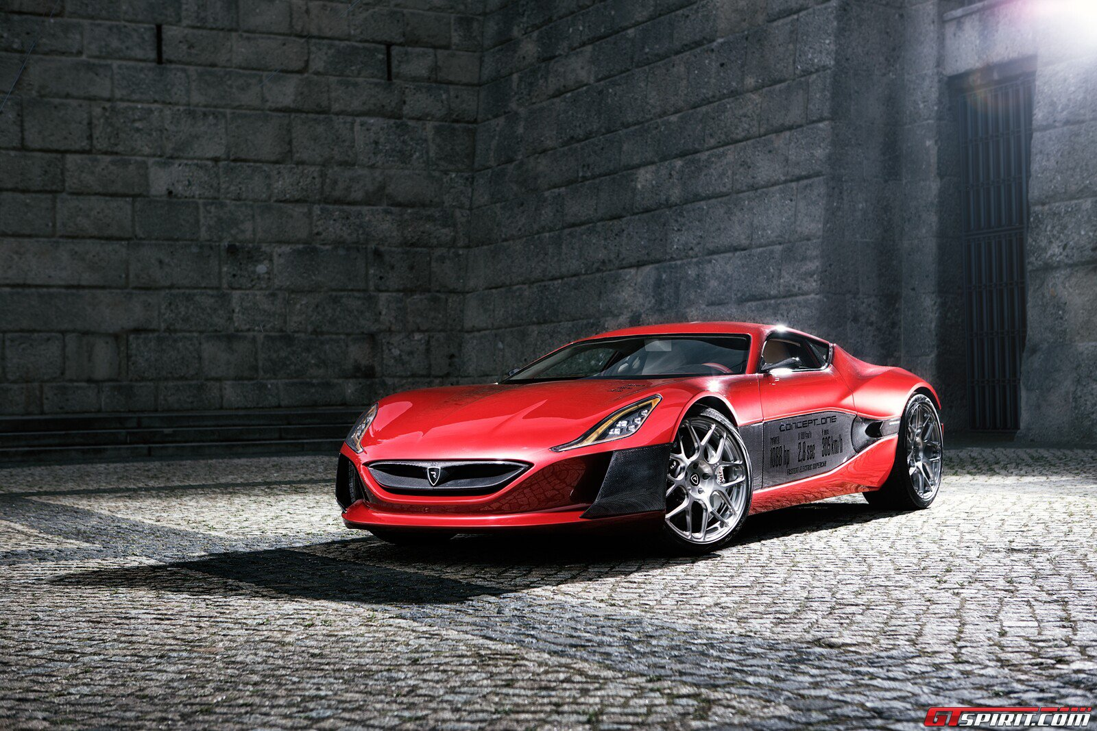 rimac concept one close to production thanks to new. Black Bedroom Furniture Sets. Home Design Ideas