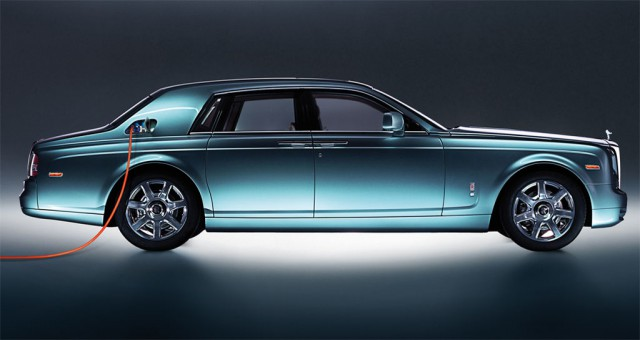 Electric Rolls-Royce a Real Possibility