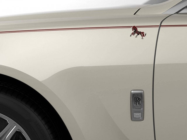 Rolls-Royce Ghosts Majestic Horse Edition