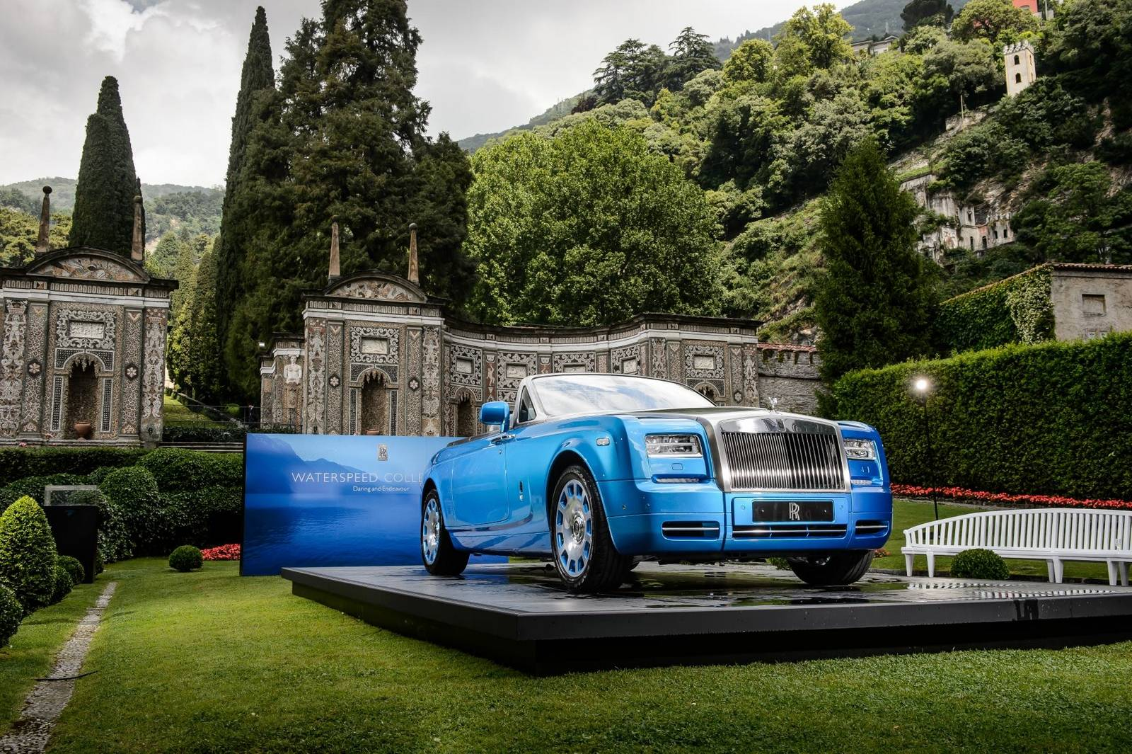 Rolls royce at villa d 39 este 2014 gtspirit for Motor inn spirit lake