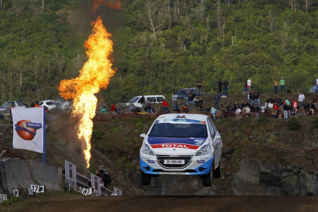 FIA ERC: SATA Rally Açores Overview