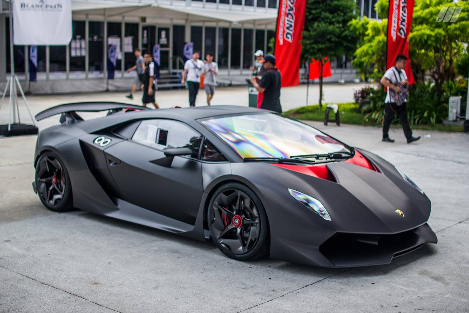 Lamborghini Sesto Elemento At Sepang F1 Circuit Malaysia Gtspirit