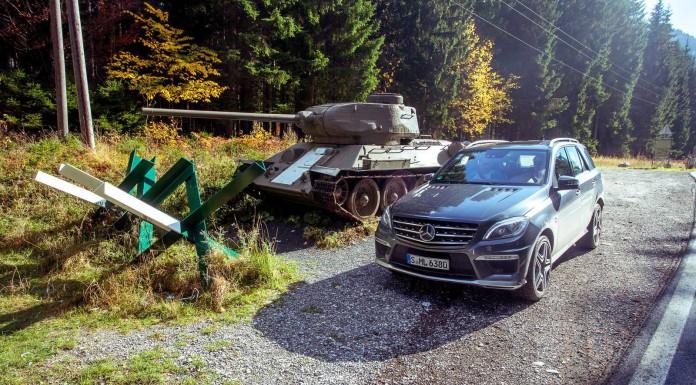 Slovenia Austria Tank