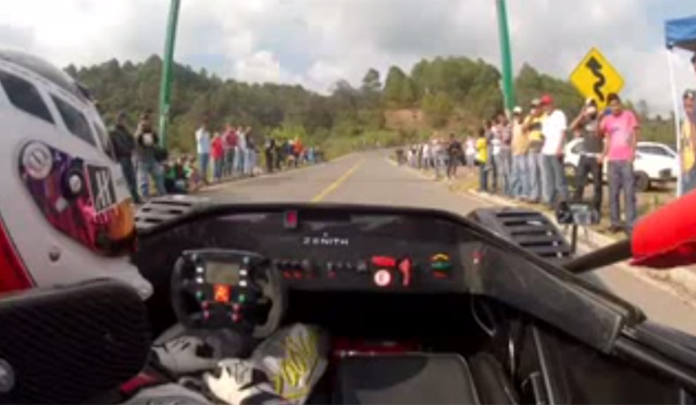 Video: Radical Anhililates Hillclimb In Valle De Bravo