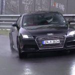 Video: New Audi TTS Hits the Nurburgring