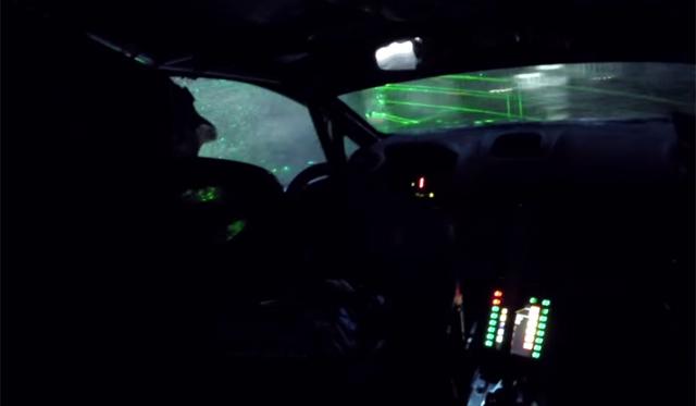 Video: Ken Block Previews New Nighttime Gymkhana