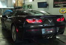 Video: Hennessey Tests 650hp Corvette Stingray