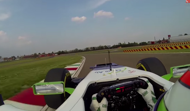 Video: Epic Onboard Ride With Future Female Formula One Star
