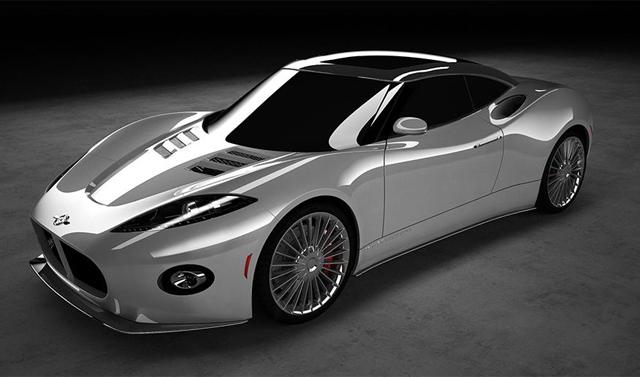 Production-Spec Spyker B6 Venator Renderings Revealed