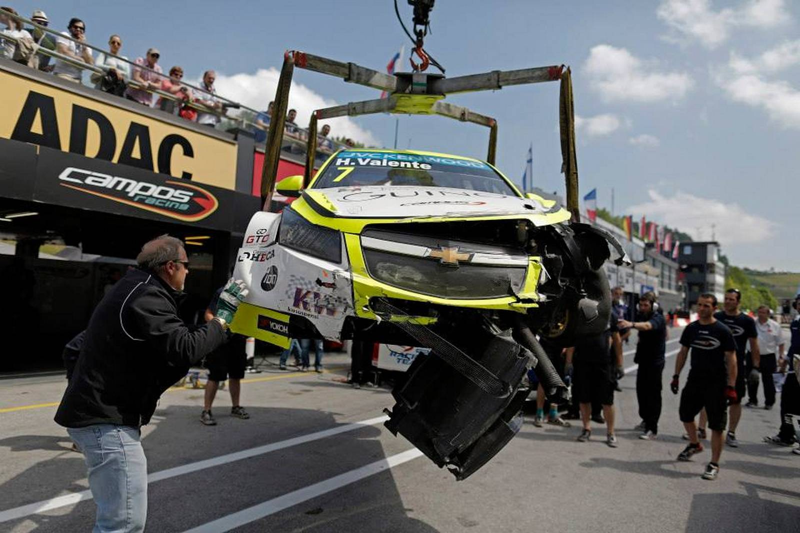 WTCC Race of Austria