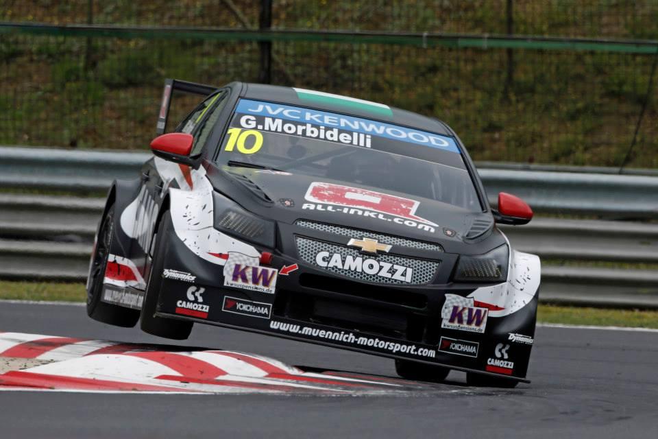 WTCC Race of Hungary